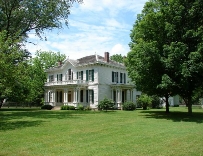 Hunter-Dawson Home State Historic Site